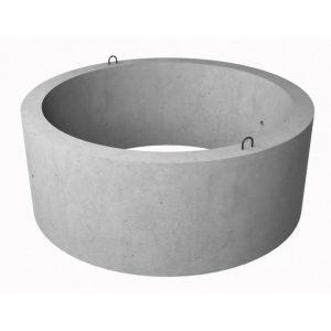 Кольцо ЖБИ доборное Ø1м, высота 0,6м