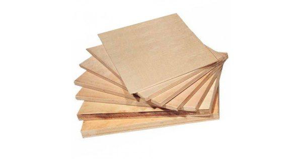 фанера, листовой материал