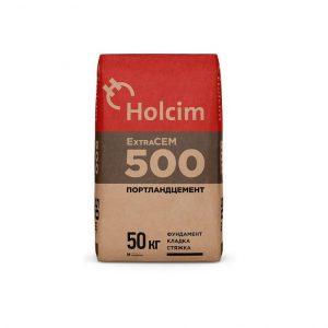 Портландцемент М500 Holcim 50кг