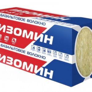 Базальтовый утеплитель Изомин лайт 100мм