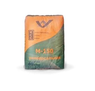 Сухая смесь КСС М-150 универсальная 40кг