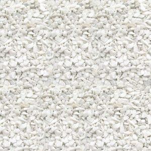 Крошка мраморная белая, фракция 5-20 мм