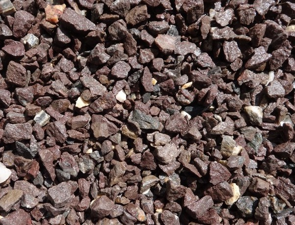 Крошка мраморная серая, фракция 5-20 мм